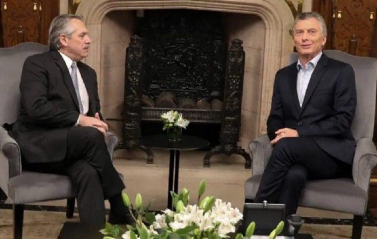 Encuesta: Alberto Fernández repunta y Macri es reprobado