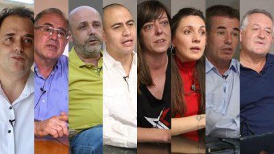 Elecciones 2020 Río Cuarto las principales propuestas de los ocho candidatos a la intendencia