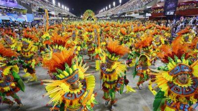 Río de Janeiro y otras ciudades de Brasil aplazarán el carnaval a julio de 2021