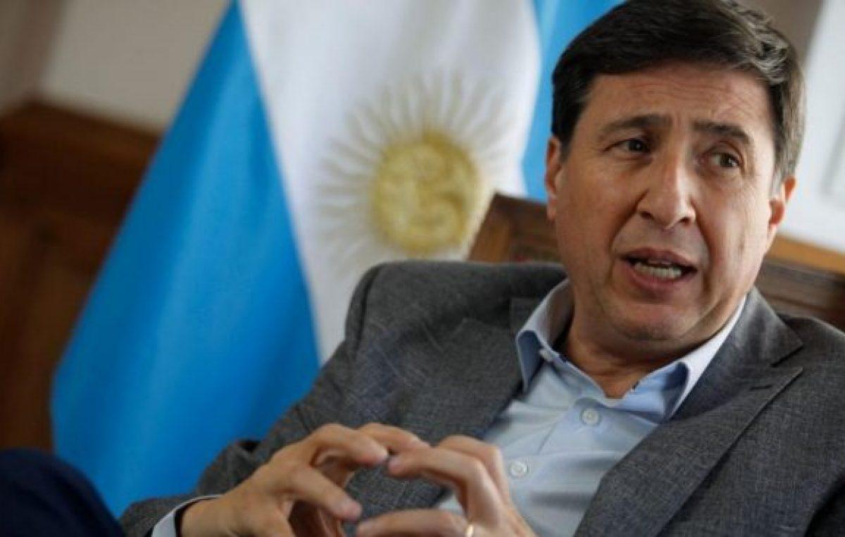 Daniel Arroyo: «El aporte a las grandes fortunas es de toda justicia»