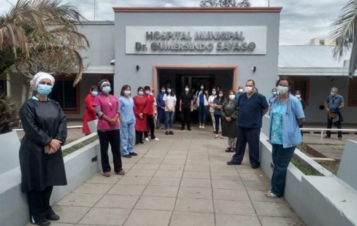 Carlos Paz: El gobierno hizo una propuesta a los trabajadores de la salud