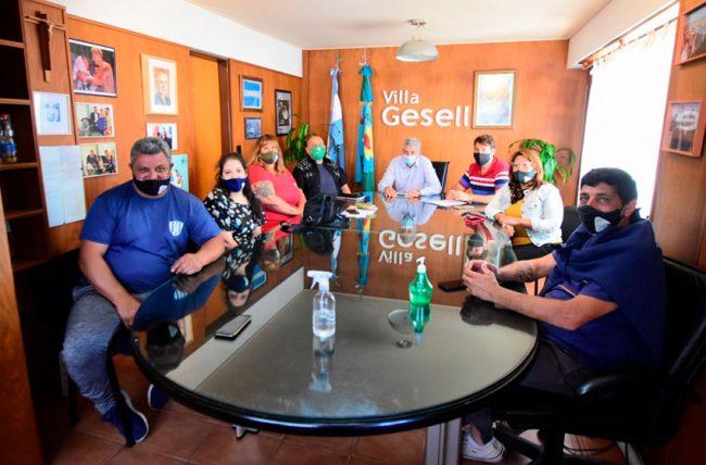Villa Gesell: anunciaron un aumento para los trabajadores Municipales
