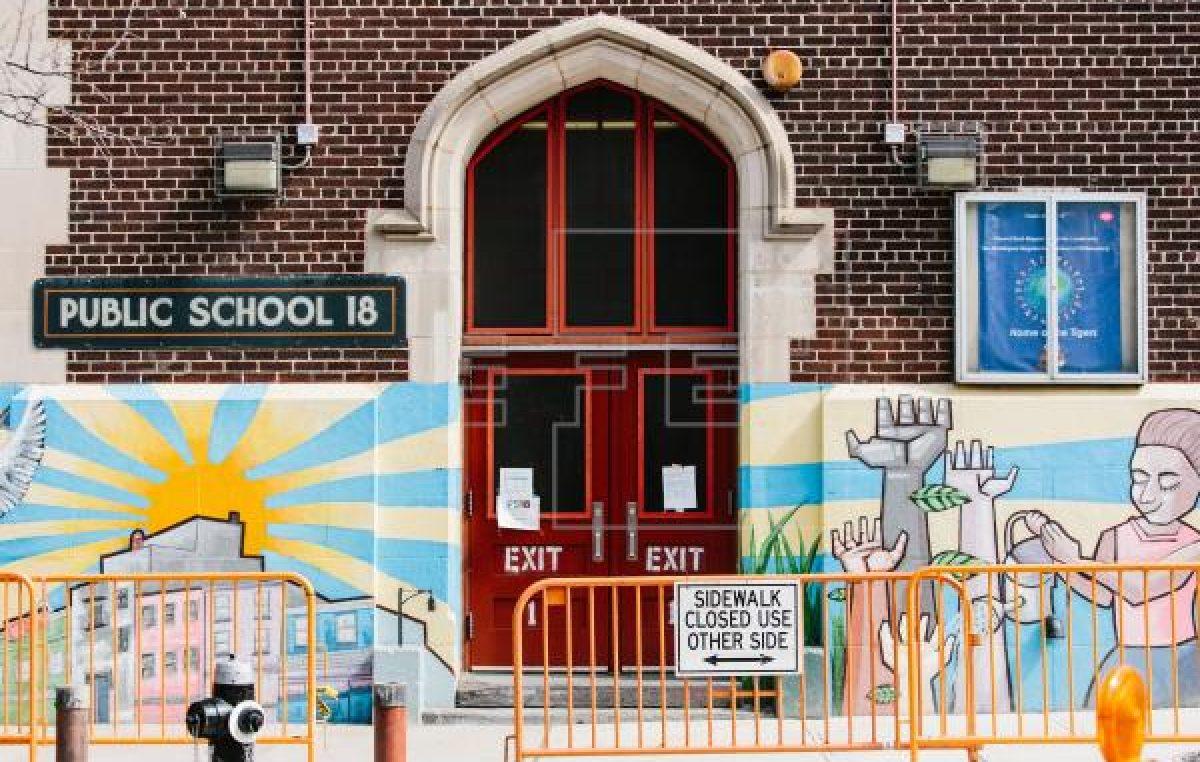 Nueva York: ordenaron el cierre de las escuelas por el rebrote de coronavirus