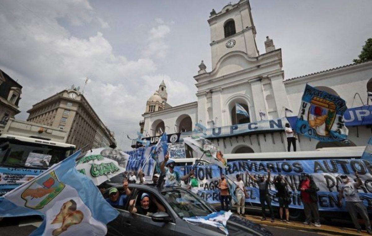Día de la Militancia: harán una caravana en apoyo al Gobierno