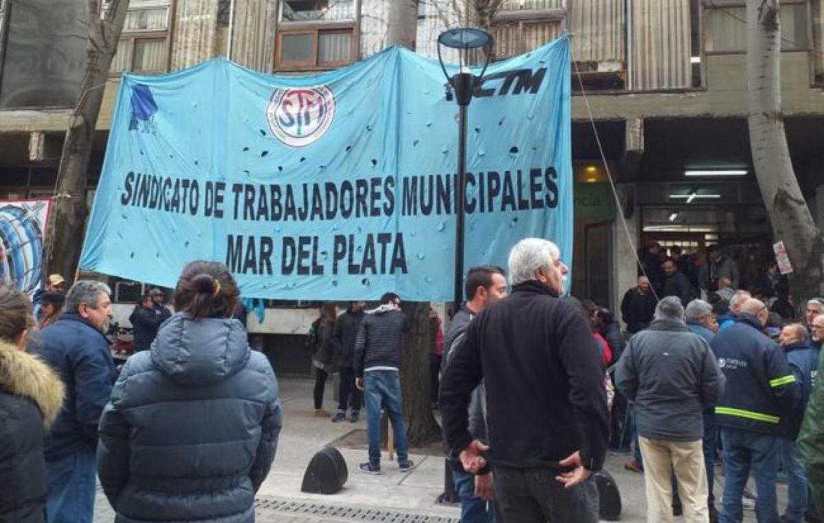 Municipales de Mar del Plata en alerta: «La última oferta del Ejecutivo no resiste ni el mínimo análisis»