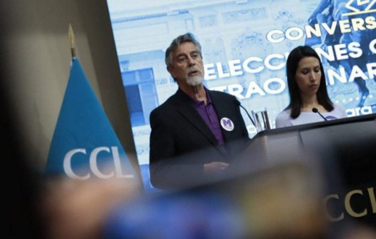 Perú eligió nuevo presidente: Francisco Sagasti