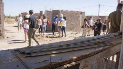El sueño de la casa propia toma forma en cien familias de Las Heras