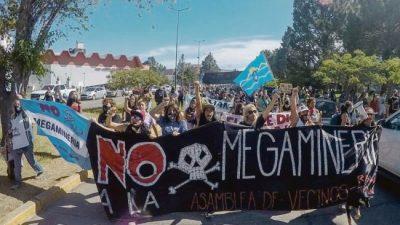 Crece el conflicto por la megaminería en Chubut