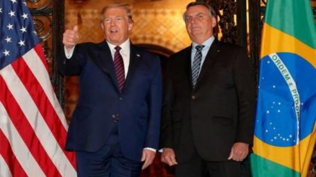 Elecciones en Estados Unidos: Bolsonaro sin Trump