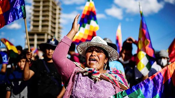 En calma, Bolivia retoma el camino de la democracia