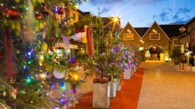 La ciudad se prepara para vivir y disfrutar una nueva Navidad en Bariloche