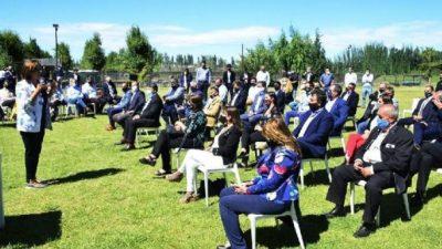 Provincia de Río Negro coparticipa a municipios el crédito de Nación