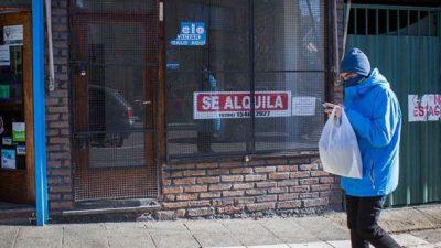 Más de la mitad de los rionegrinos que alquilan deben entre 50 mil y 250 mil pesos