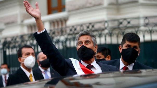 Perú: Crisis en el gobierno de Francisco Sagasti