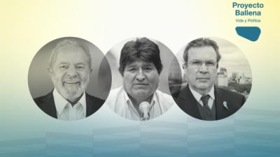 Comienza «Proyecto Ballena», un ciclo para el debate en América Latina