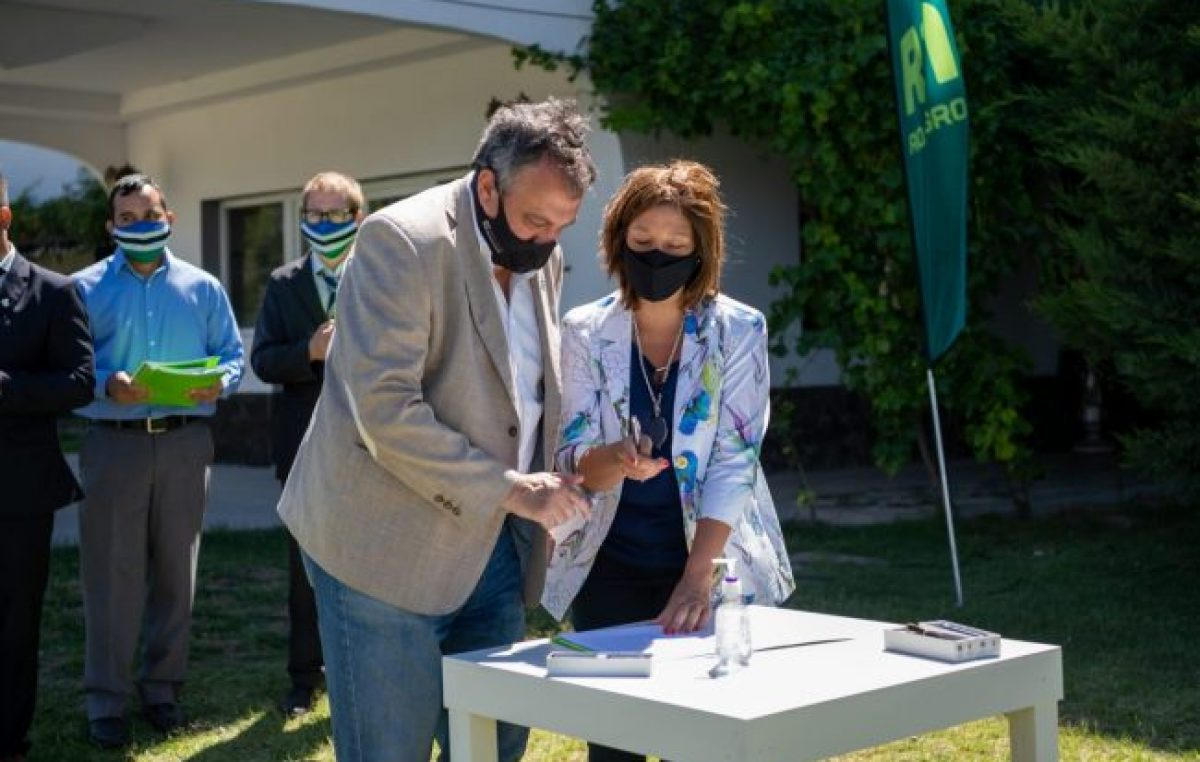 Plan Castello: los municipios rionegrinos podrán renegociar sus deudas