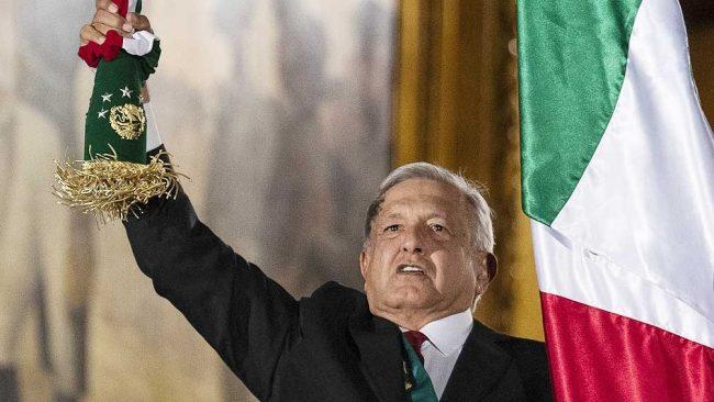 El partido de López Obrador duplica a los tradicionales en las encuestas