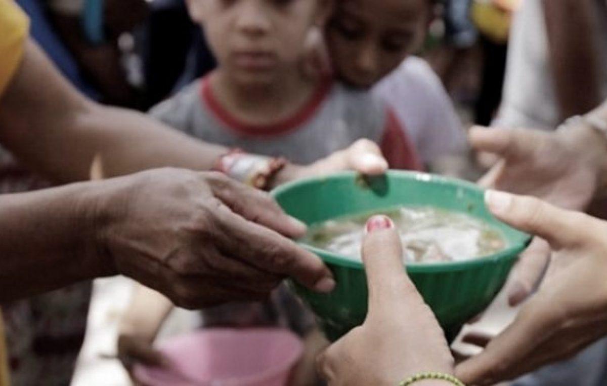 La ONU alertó que el coronavirus se convertirá en una «pandemia de hambre» en América Latina
