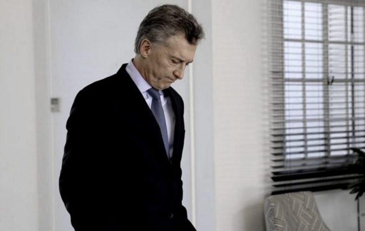 Macri criticó a los cordobeses por «saquear» a la Ciudad y pidió la intervención de la Corte