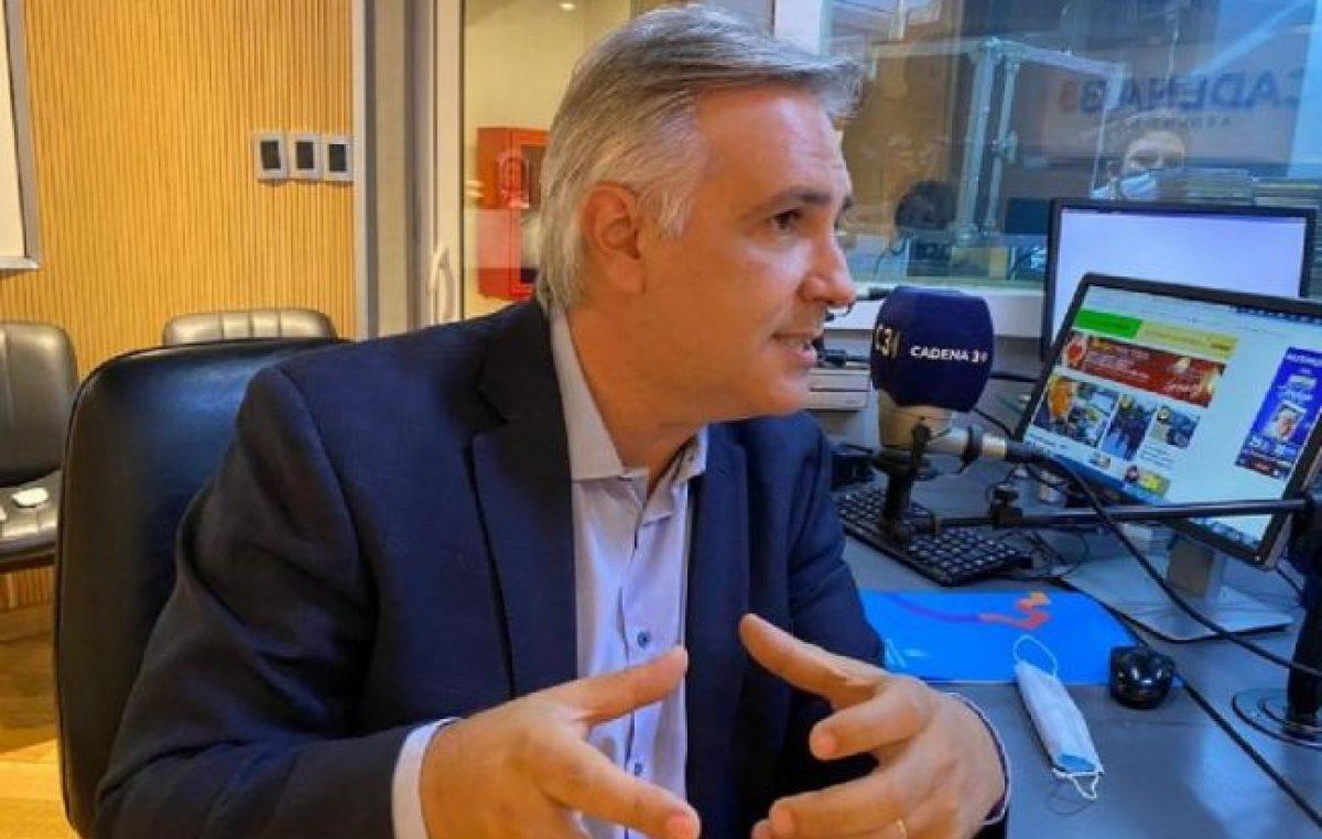 Llaryora: el boleto aumentará escalonado y «en torno a $50» en Córdoba