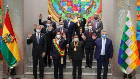 Un año de diplomacia presidencial