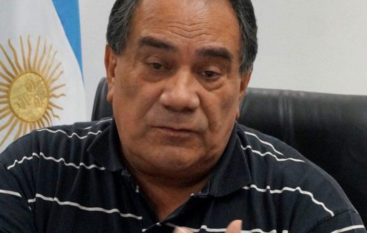Julián Carrizo: «Caleta Olivia no es una isla»