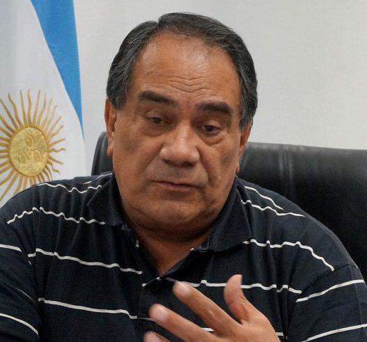 "Julián Carrizo: ""Caleta Olivia no es una isla"""