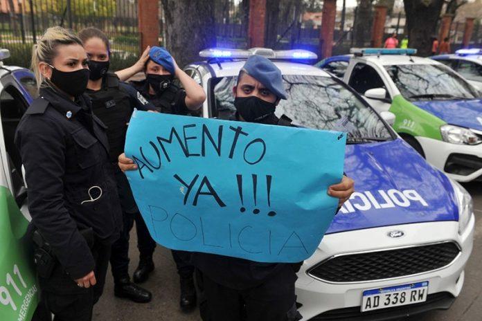 ¿Sindicalizar las policías?