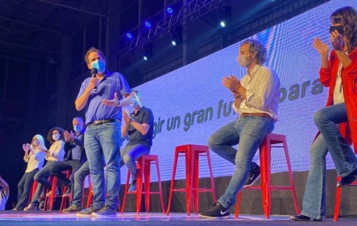 Río Cuarto: Con su triunfo, Juan Manuel Llamosas es el primer intendente peronista reelecto