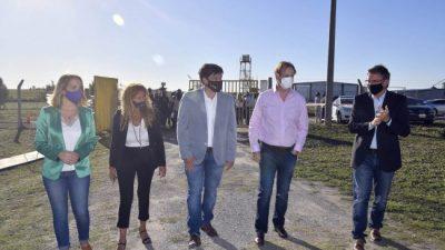El Gobernador de Entre Ríos destacó el apoyo del Gobierno nacional para favorecer a la industria: destinan 243 millones para parques industriales
