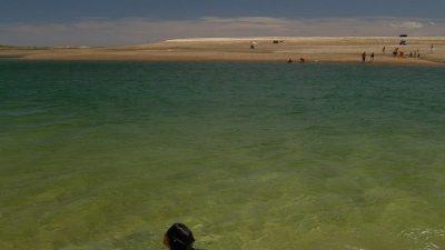 Punta Perdices, el caribe de la Patagonia, una escapada perfecta desde Las Grutas