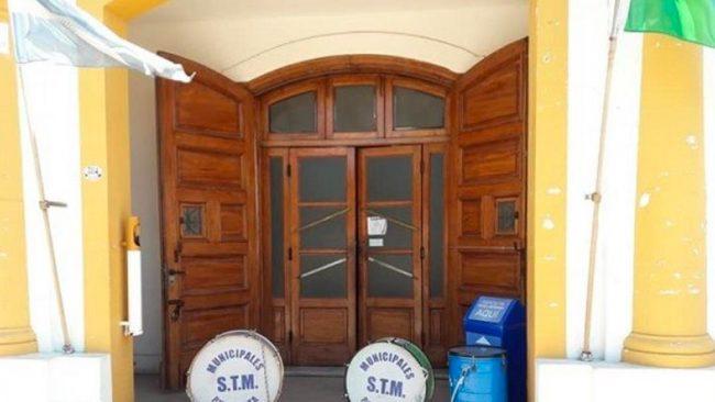 """Punta Alta: los trabajadores municipales van a un paro """"por tiempo indeterminado"""""""
