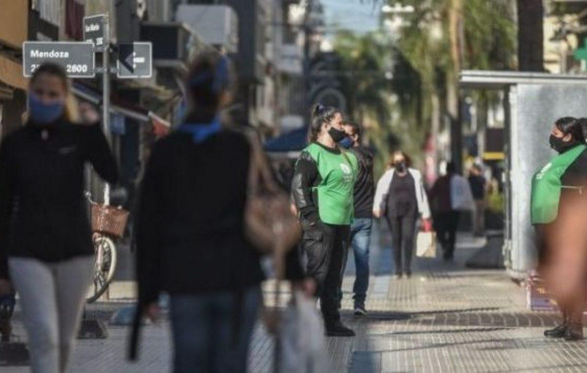 El 60% de los comercios de la ciudad de Santa Fe redujeron sus ventas navideñas