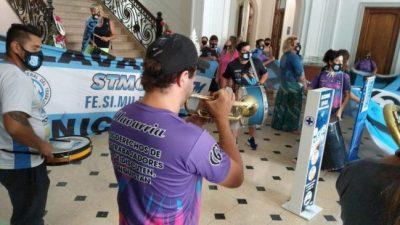 Olavarría: Municipales apuran a Galli por personal «precarizado»
