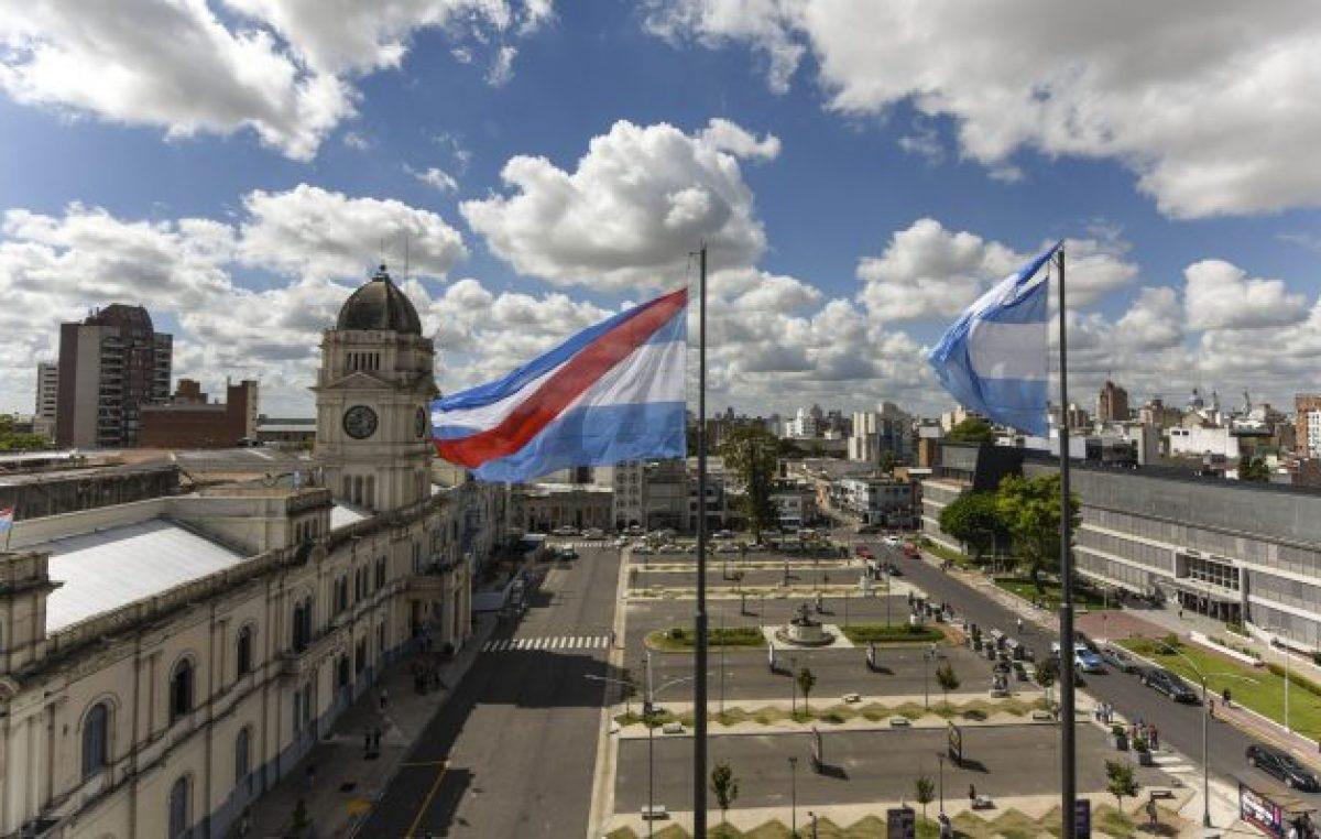 La Provincia de Entre Ríos adelanta este miércoles el 50% de las garantías de coparticipación a los municipios
