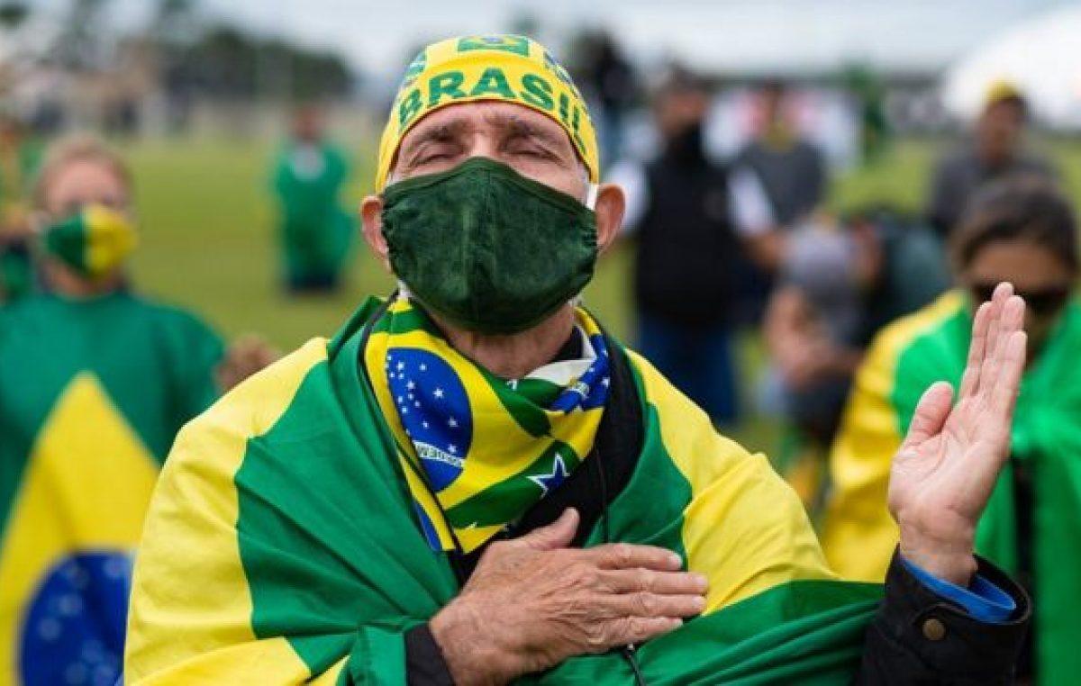 Jair Bolsonaro: «Brasil está quebrado, no puedo hacer nada»