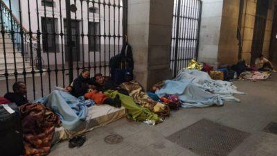 Denuncian el desmantelamiento de un programa del Gobierno porteño que atiende mil familias vulnerables