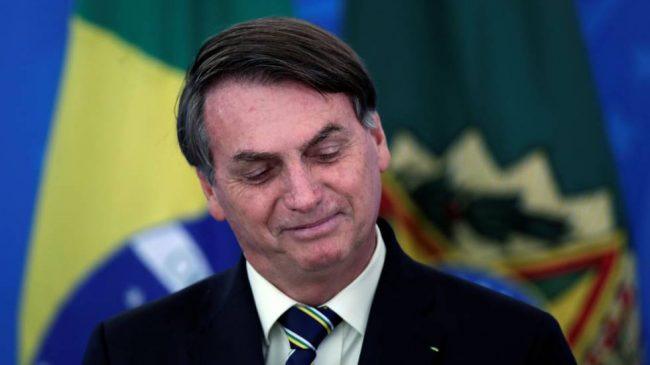 Dura crítica de las iglesias cristianas a Bolsonaro