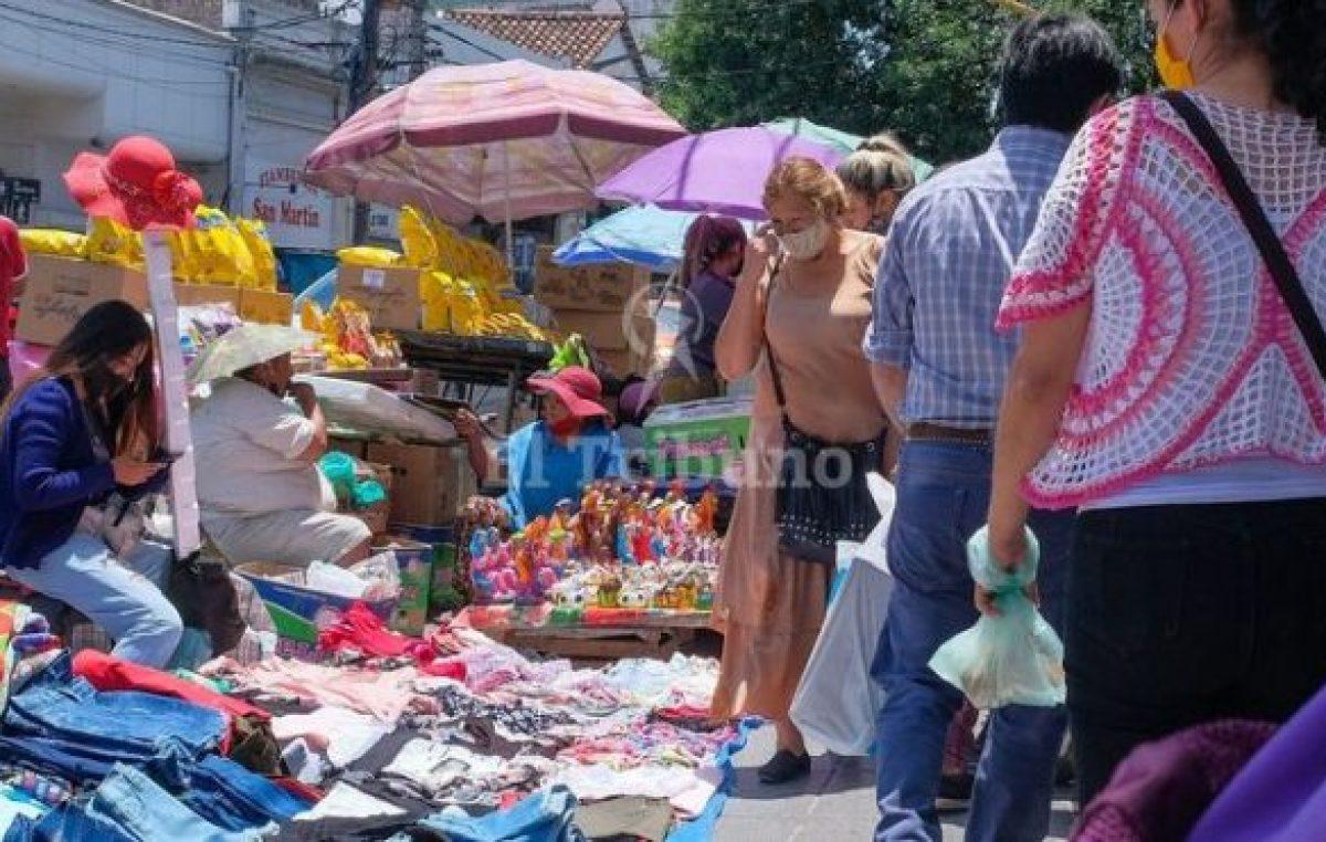 Se consolida la caída del empleo formal privado en la provincia de Salta