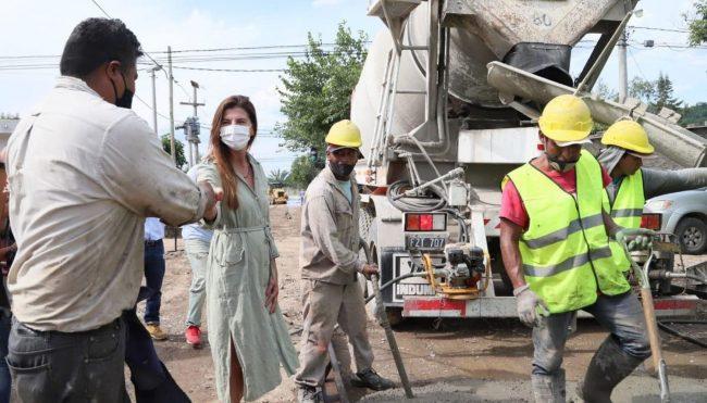 """Bettina Romero, intendenta de Salta: """" La mirada federal del presidente, nos permite hacer obras"""""""
