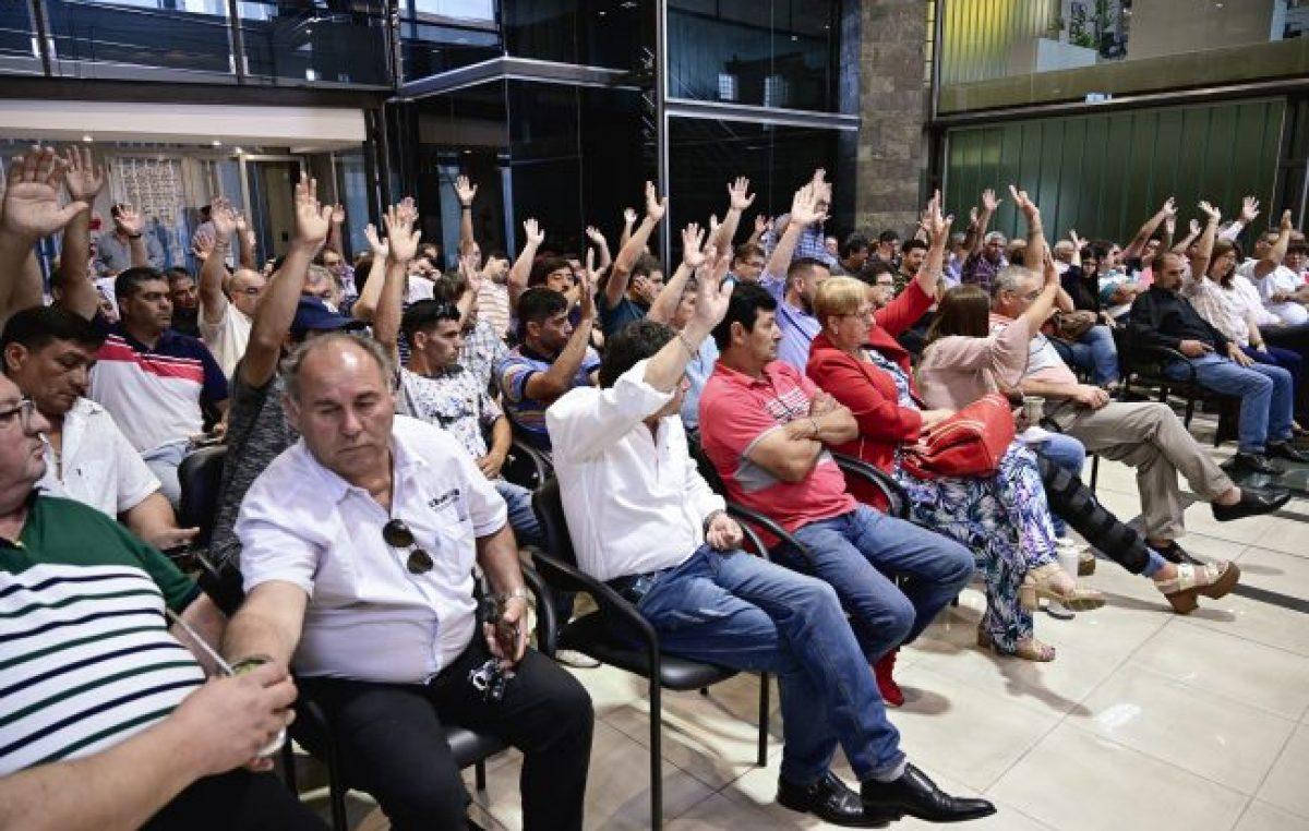 Municipales santafesinos en estado de Alerta y Movilización