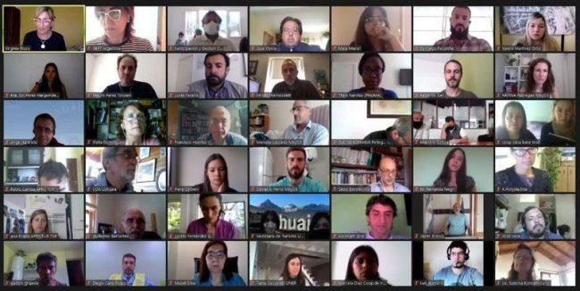 Funcionarios de Ushuaia participaron en un taller sobre ciudades sostenibles