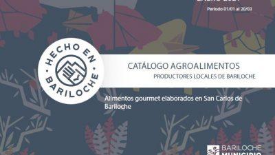 Pymes de Bariloche lanzan catálogo para vender sus productos en otras localidades