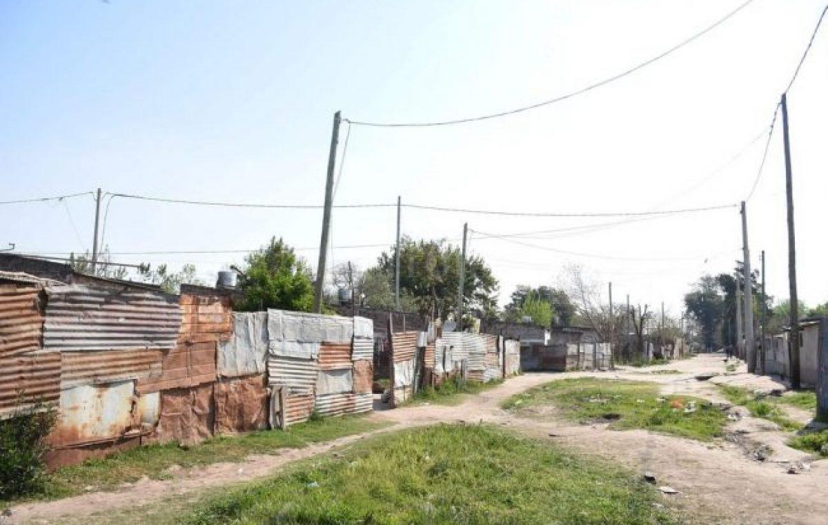 Santa Fe sin ranchos: construyen 60 viviendas en barrio Las Lomas
