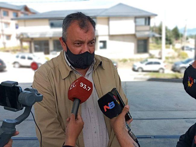 """""""Todo está abierto para discutir"""", dijo el intendente de Bariloche por reclamo del Soyem"""