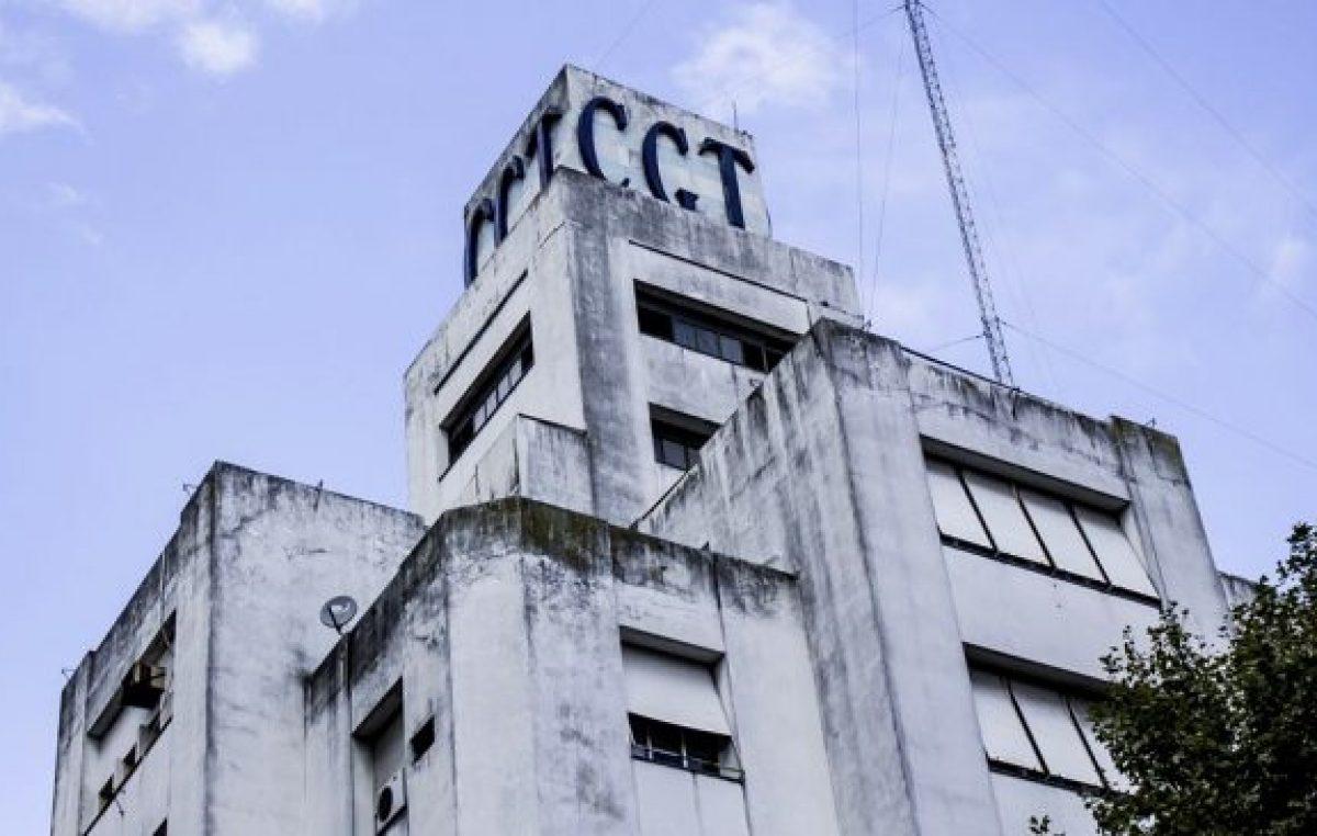 La CGT reivindicó el actual sistema de obras sociales y llamó a «consolidarlo y fortalecerlo»