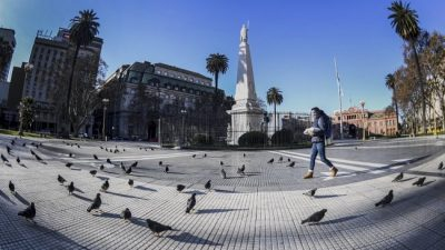 El aislamiento social redujo un 45% el hollín en el aire de la ciudad de Buenos Aires