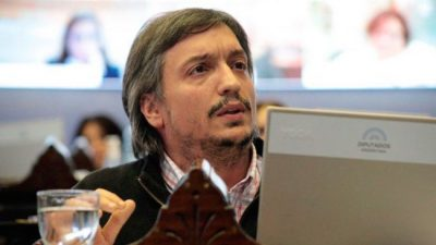 Máximo Kirchner recorre la provincia de Buenos Aires mientras crece el acuerdo para que presida el PJ