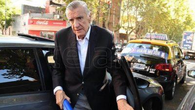 Según Gioja, hay «acuerdo generalizado» para que Alberto Fernández presida el PJ