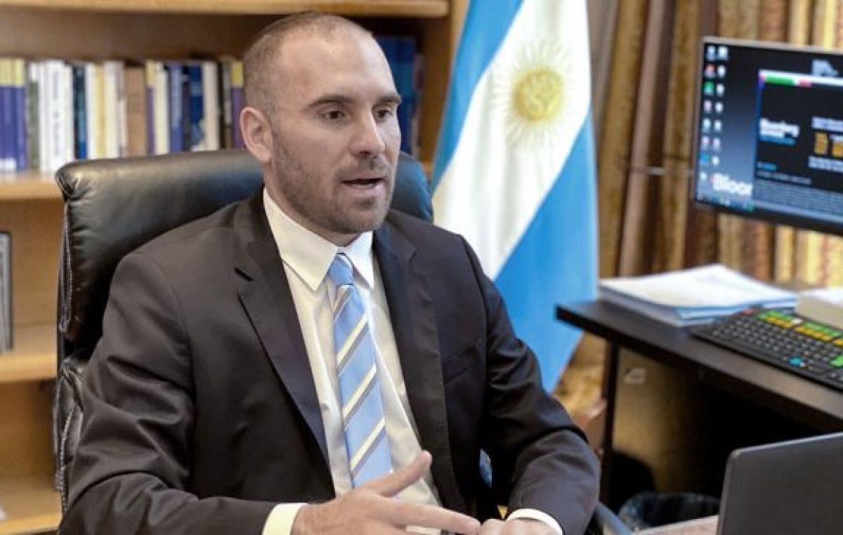 Guzmán llamó a recortar el poder de los acreedores de deudas soberanas